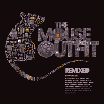 Front Cover - The Mouse Outfit - Remixed